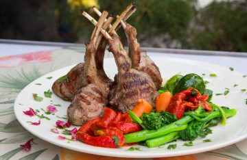 Casa Bella Rack Of Lamb