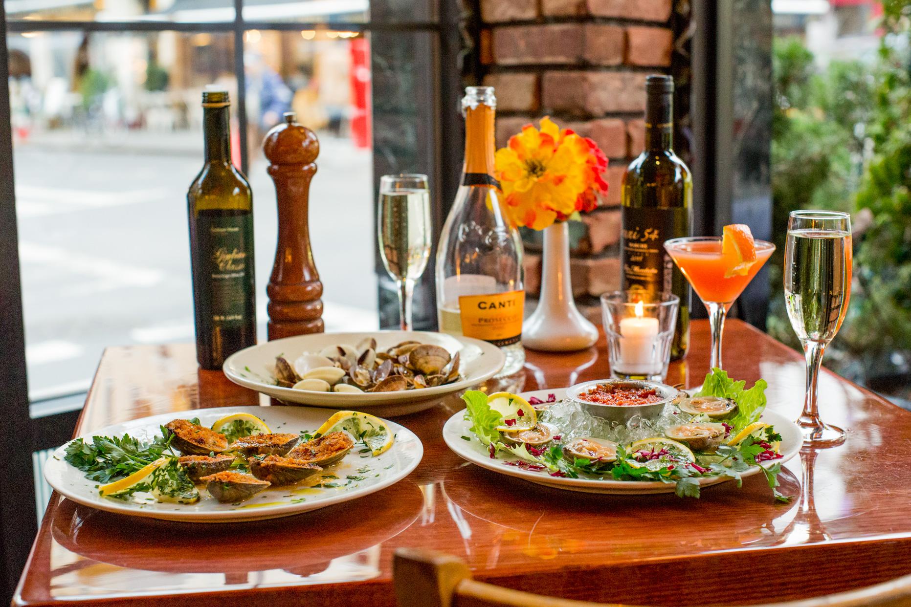 Casa Bella Little Italy Nyc Italian Restaurant